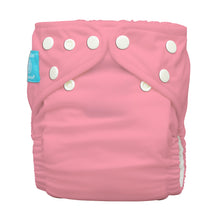 Load image into Gallery viewer, Charlie Banana One Size Hybrid Pocket Nappy peach pink The Cloth Nappy Company Malta