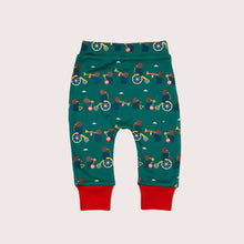 Load image into Gallery viewer, The Cloth Nappy Company Malta Little Green Radicals Bear Jamboree Joggers 1