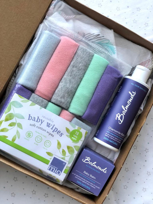 Pamper your baby