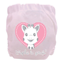 Load image into Gallery viewer, Charlie Banana X-Small Pocket Nappy newborn Sophie pink heart The Cloth Nappy Company Malta
