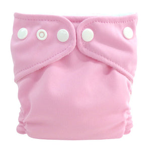 Charlie Banana X-Small Pocket Nappy Baby Pink The Cloth Nappy Company Malta