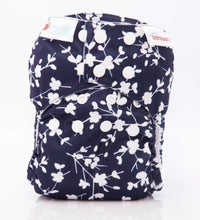 Load image into Gallery viewer, Bambooty One Size All in Two Blossom print The Cloth Nappy Company Malta