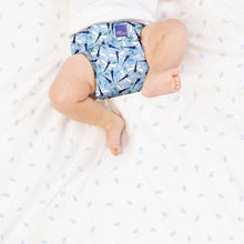 Load image into Gallery viewer, Bambino Mio Miosolo All in One baby print The Cloth Nappy Company Malta