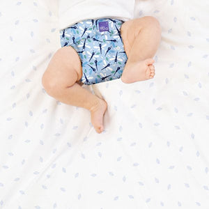 Bambino Mio Miosolo All in One baby print The Cloth Nappy Company Malta
