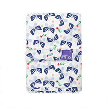 Load image into Gallery viewer, The Cloth Nappy Company Malta Bambino Mio reusable change mat butterfly bloom