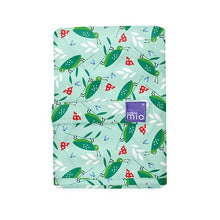 Load image into Gallery viewer, The Cloth Nappy Company Malta Bambino Mio reusable change mat happy hopper