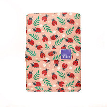 Load image into Gallery viewer, The Cloth Nappy Company Malta Bambino Mio reusable change mat loveable ladybug