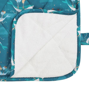 The Cloth Nappy Company Malta Bambino Mio reusable change mat soft foldable