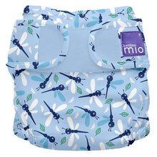 Load image into Gallery viewer, The Cloth Nappy Company Malta Bambino Mio Cover dragonfly print