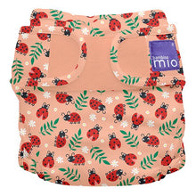 Load image into Gallery viewer, The Cloth Nappy Company Malta Bambino Mio Cover loveable ladybug print