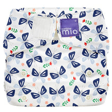 Load image into Gallery viewer, Bambino Mio Miosolo All in One Butterfly Bloom print The Cloth Nappy Company Malta
