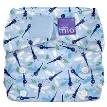 Load image into Gallery viewer, The Cloth Nappy Company Malta Bambino Mio Miosolo dragonfly daze reusable nappy diaper