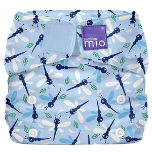 The Cloth Nappy Company Malta Bambino Mio Miosolo dragonfly daze reusable nappy diaper