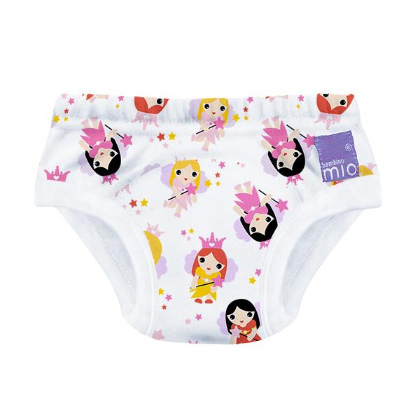 The Cloth Nappy Company Malta Bambino Mio training pants fairy