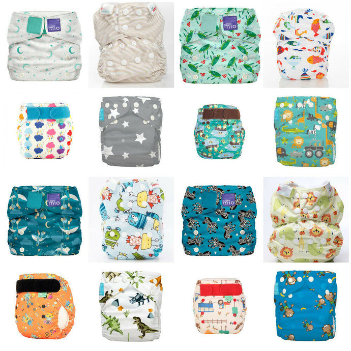 Mixed Full Bundle 15x nappies