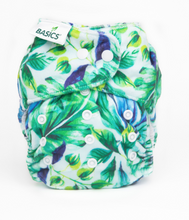 Load image into Gallery viewer, The Cloth Nappy Company Bambooty Basics AI2 reusable nappies troppo