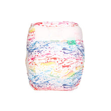 Load image into Gallery viewer, Tots Bots EasyFit - All in One Splash print The Cloth Nappy Company