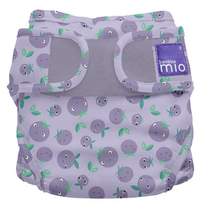The Cloth Nappy Company Malta Bambino Mio Cover berry bounce