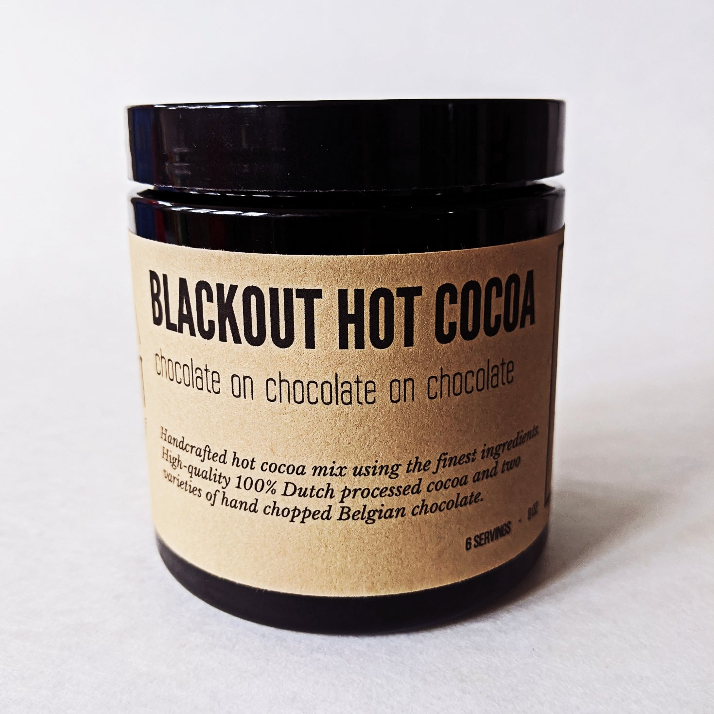 Blackout Baking Co. BLACKOUT Hot Cocoa