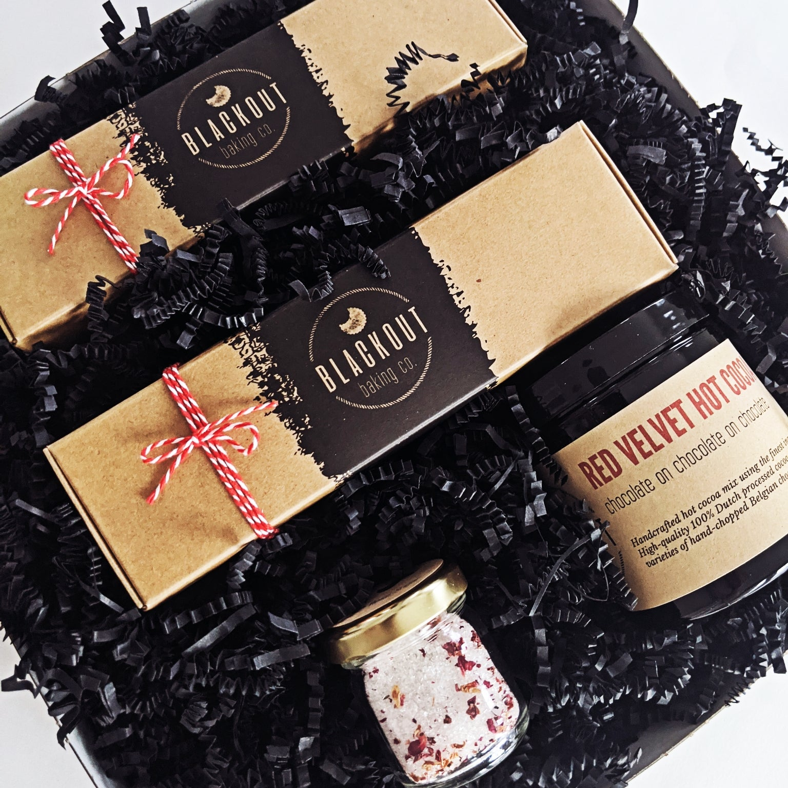 Blackout Baking Co Valentine's Gift Box 1