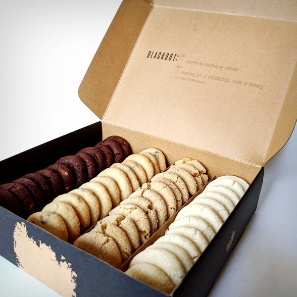 Signature Cookie Mix Box