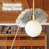 Telescopic bendable dust cleaning brush-2PC Free Shipping