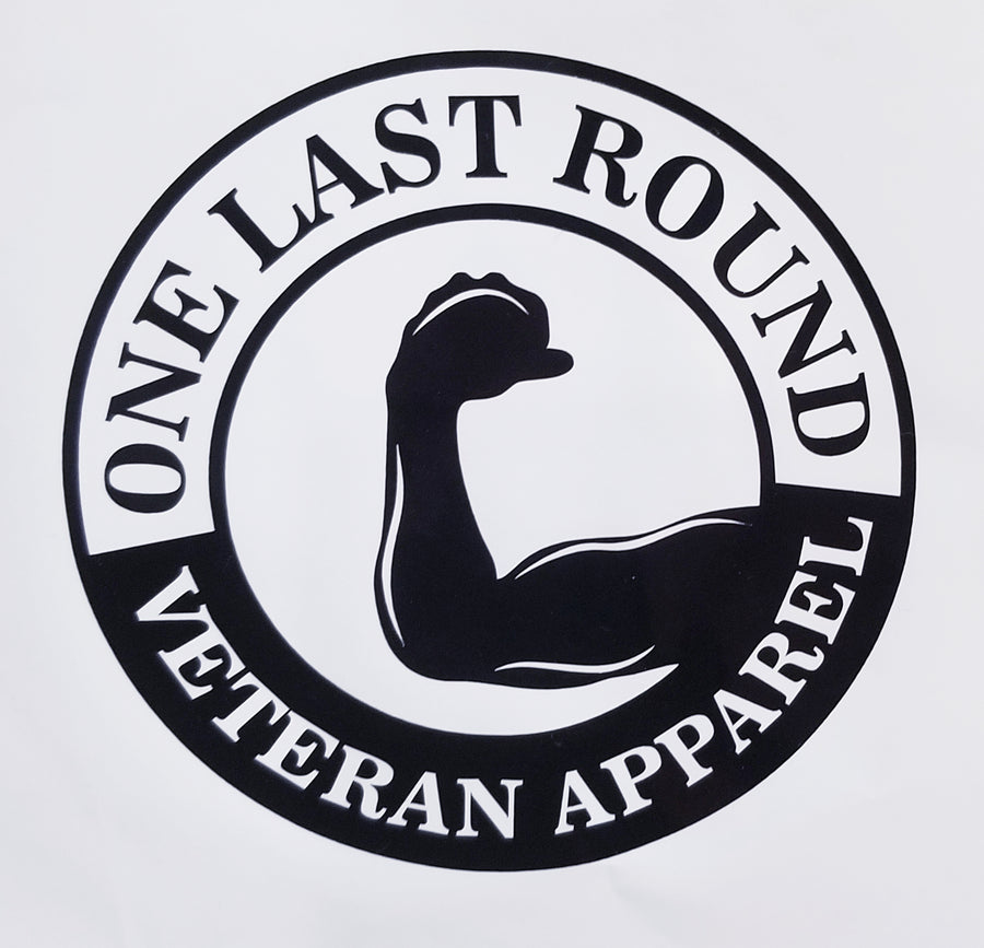 OLR Muscle Decal - One Last Round Apparel