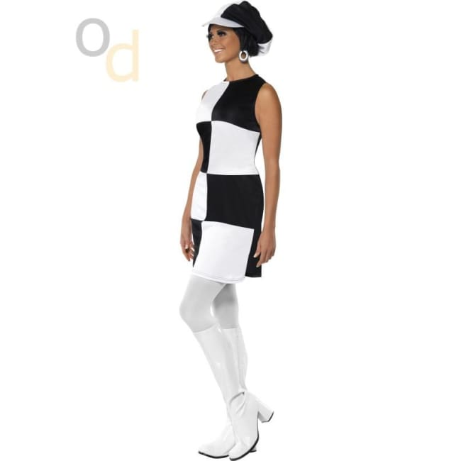 60s Party Girl Costume - Costumes