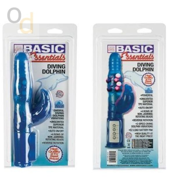 Basic Essentials Dolphin - Vibrator