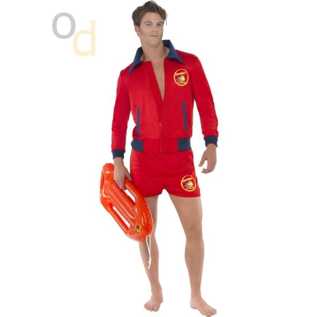 Baywatch Lifeguard Costume - Costumes