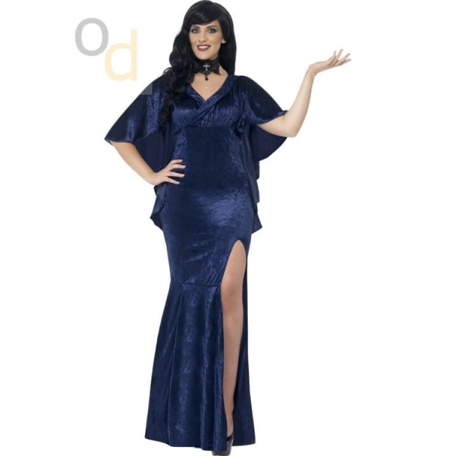 Curves Sorceress Costume - Costumes