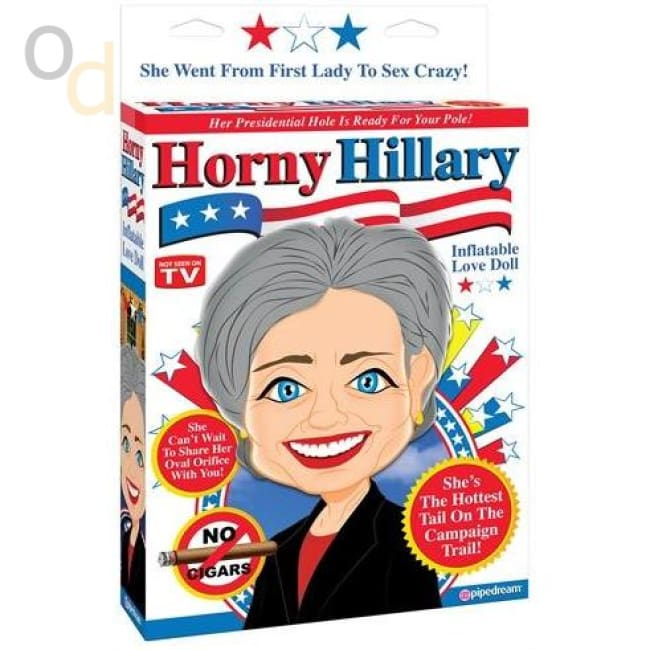 Horny Hilary Inflatable Love Doll - Love Dolls