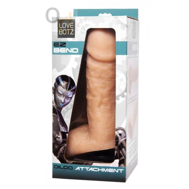 Love Botz Ez Bend Dildo Machine Attachment - Dildo