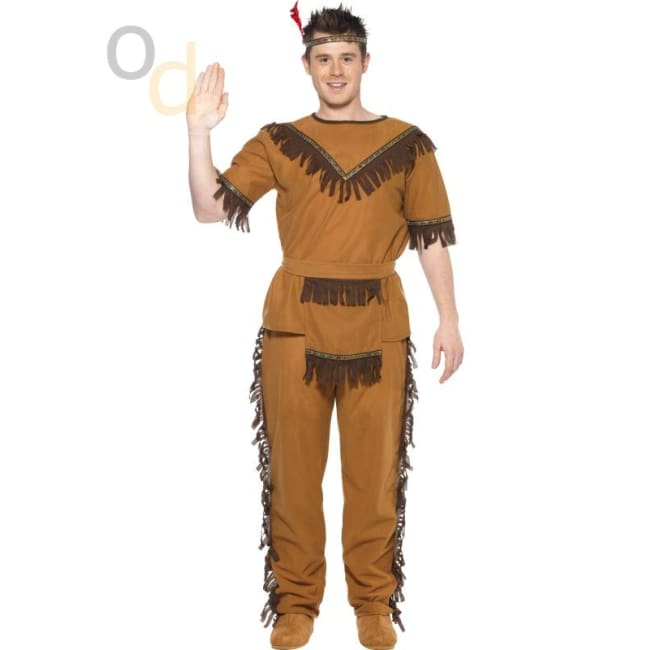 Native American Inspired Brave Costume - Costumes