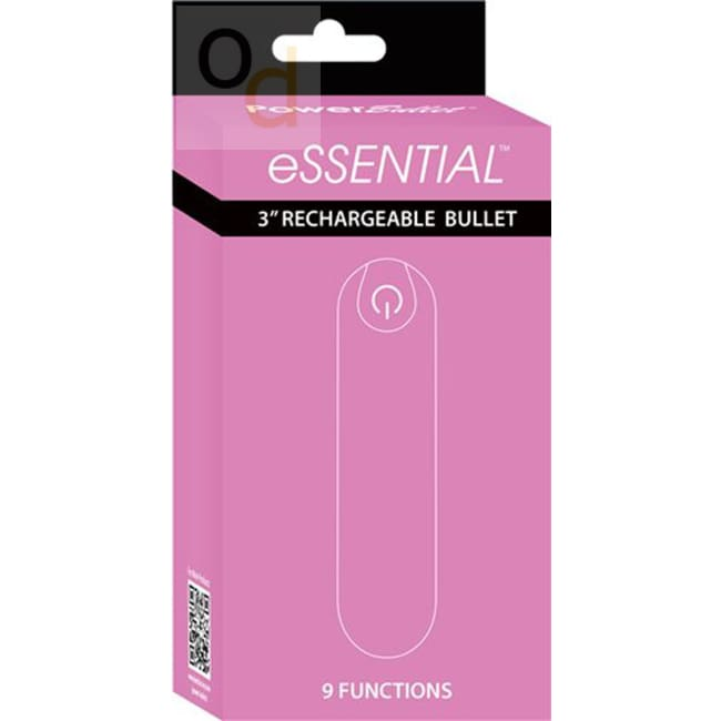 Power Bullet Essential 3.5 - Pink - Vibrator