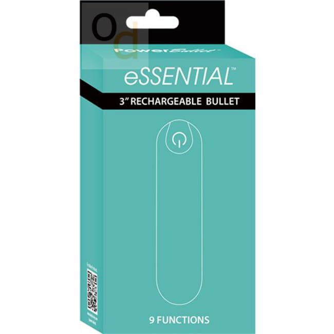 Power Bullet Essential 3.5 - Teal - Vibrator