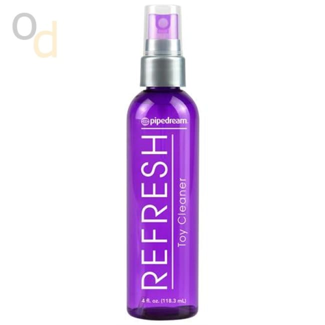 Refresh Toy Cleaner 4 Fl Oz - Hygiene