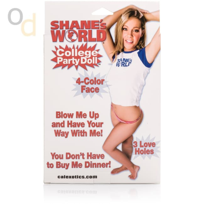 Shanes World College Party Doll - Love Dolls