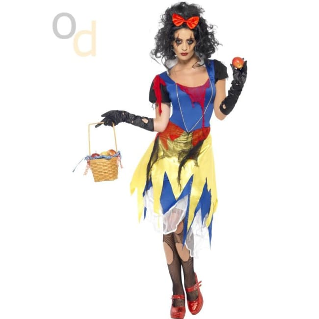 Snow Fright Costume - Costumes