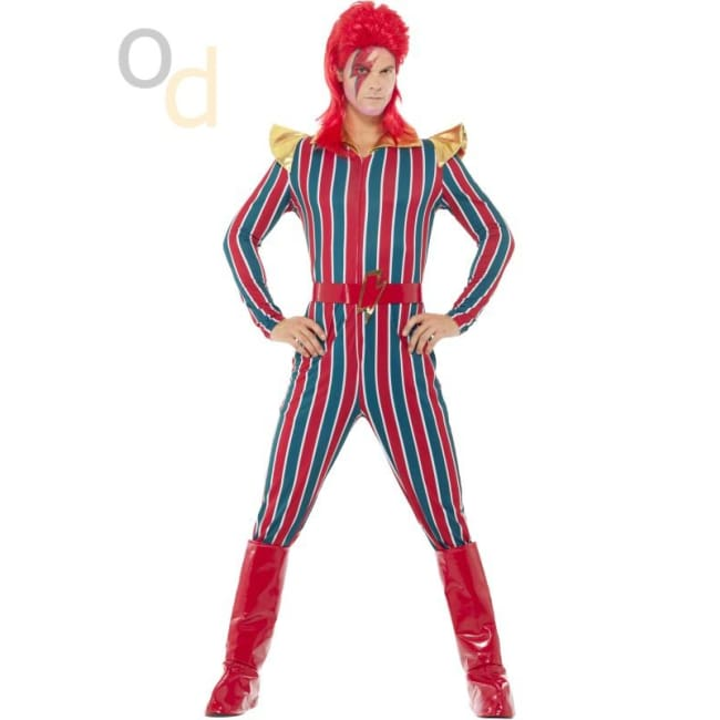 Space Superstar Costume - Costumes