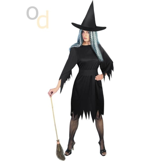 Spooky Witch Costume - Costumes