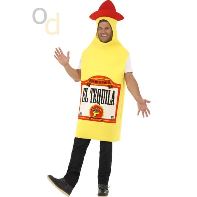 Tequila Bottle Costume - Costumes