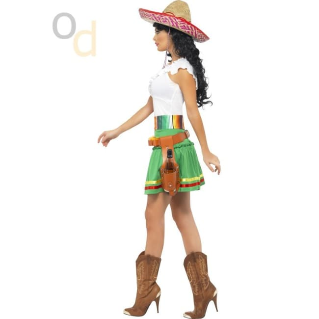 Tequila Shooter Girl Costume - Costumes