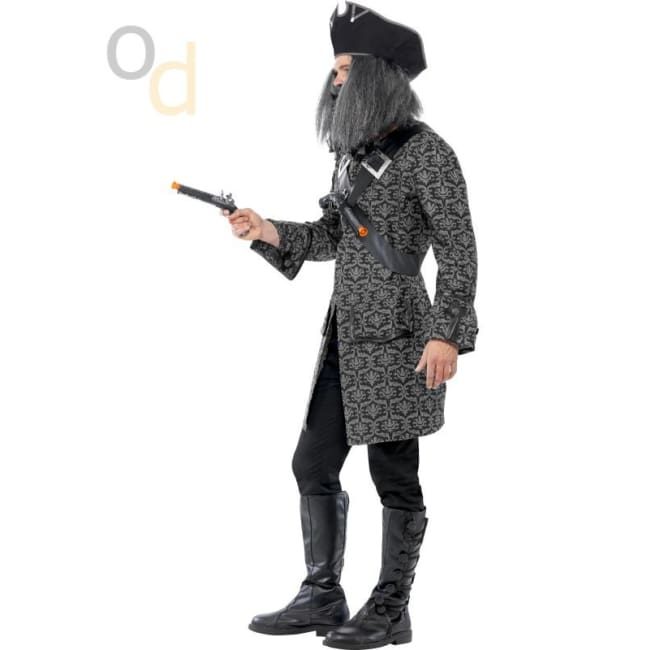 Terror of the Sea Deluxe Pirate Costume - Costumes