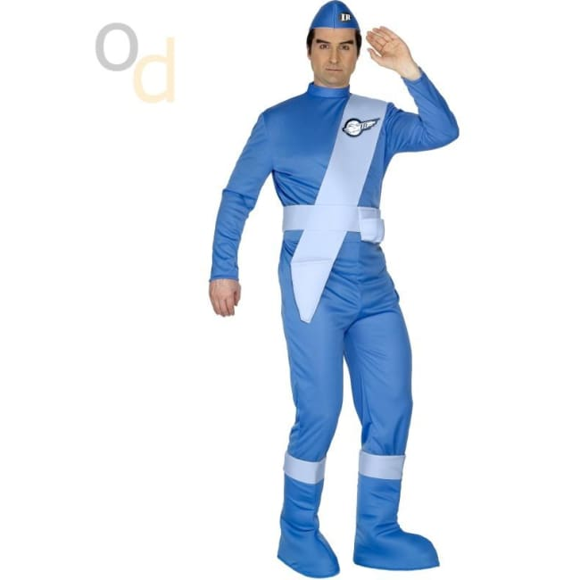 Thunderbirds Scott Costume - Costumes