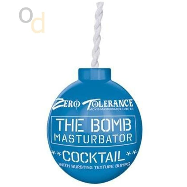 Zero Tolerance the Bomb Masturbator Cocktail - Masturbator