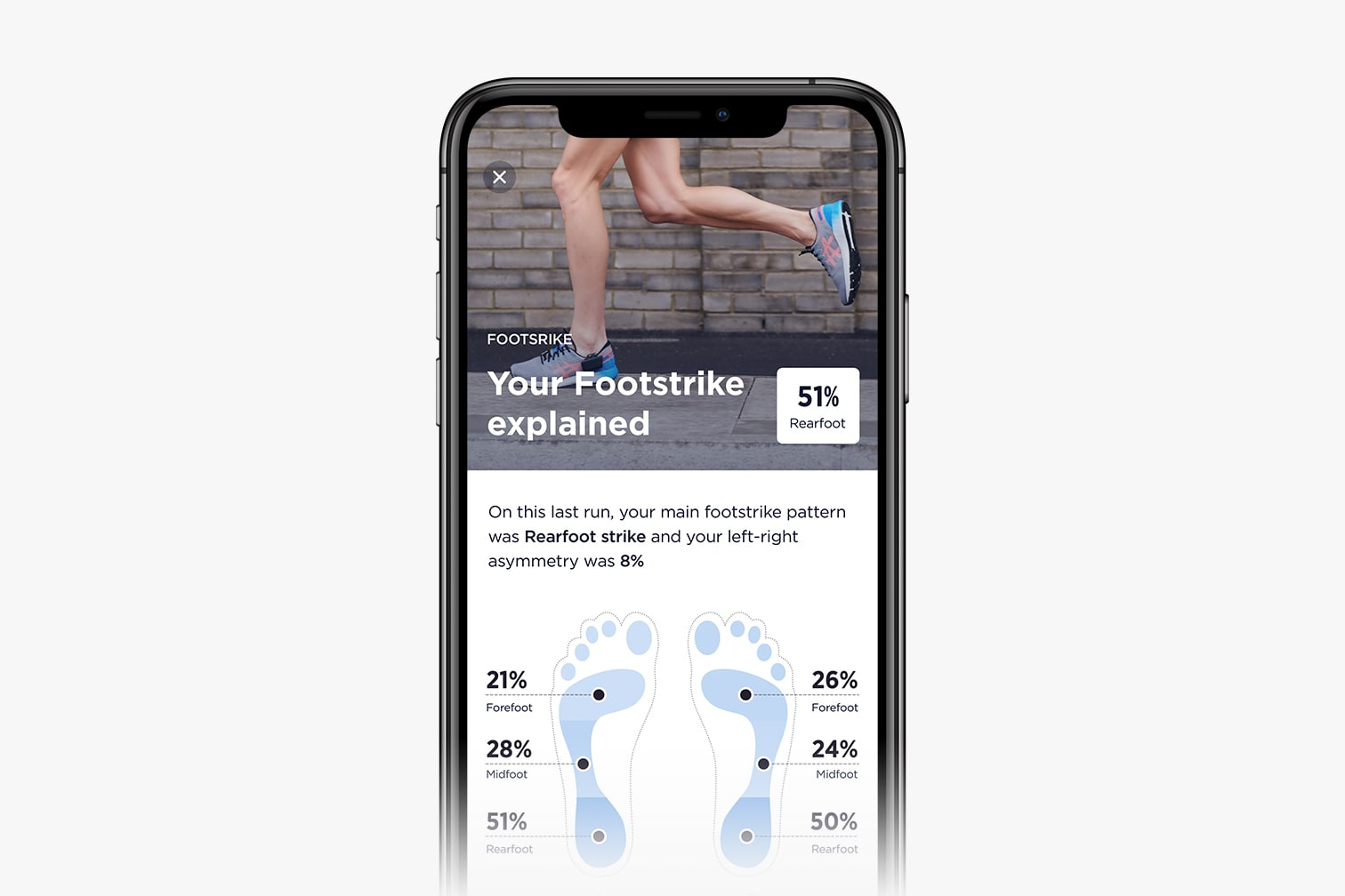 NURVV Run Insoles & Coaching App