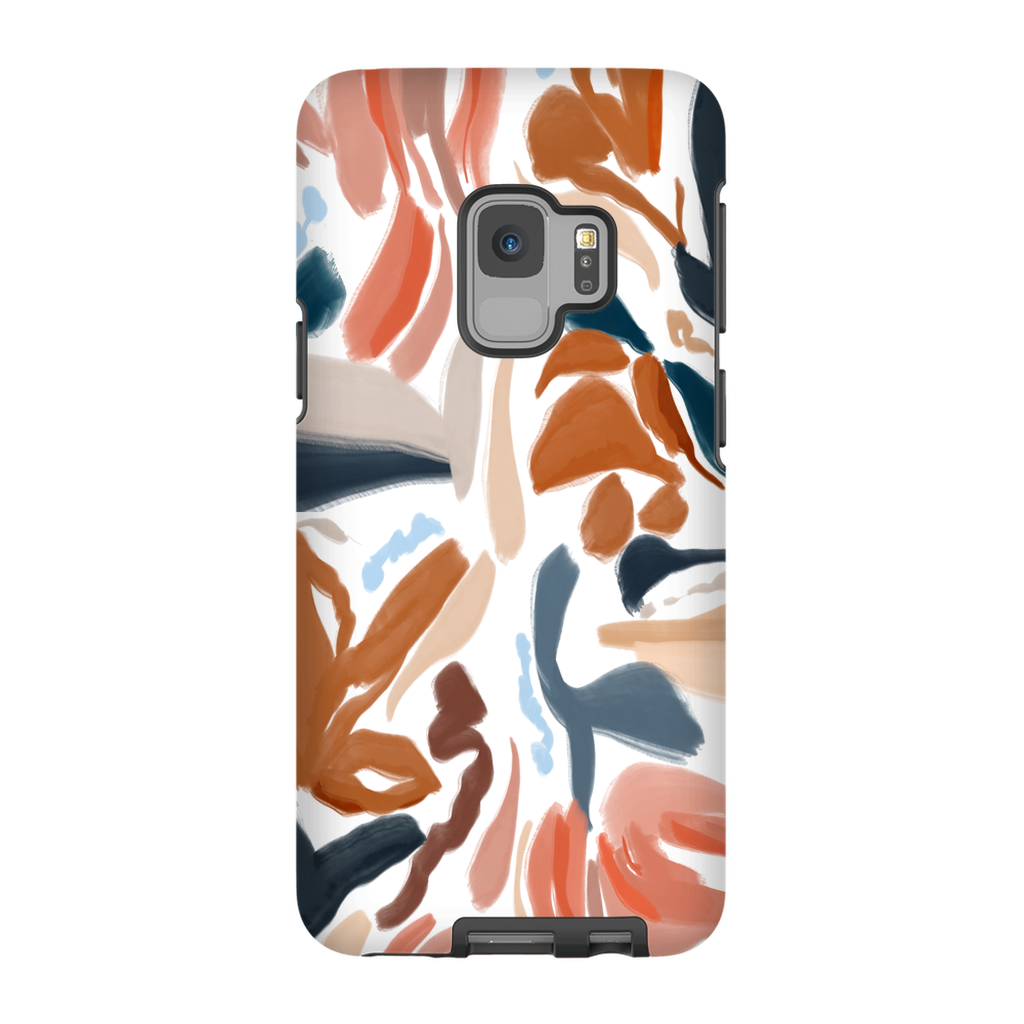 Abstract Floral Phone Case