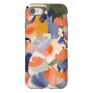 Open image in slideshow, Abstract Paint Phone Case