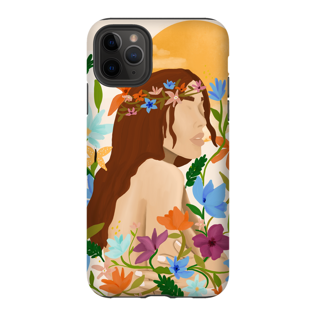 In Full Bloom Phone Case
